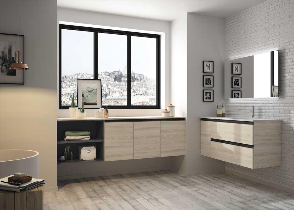 Muebles de baño a medida salgar